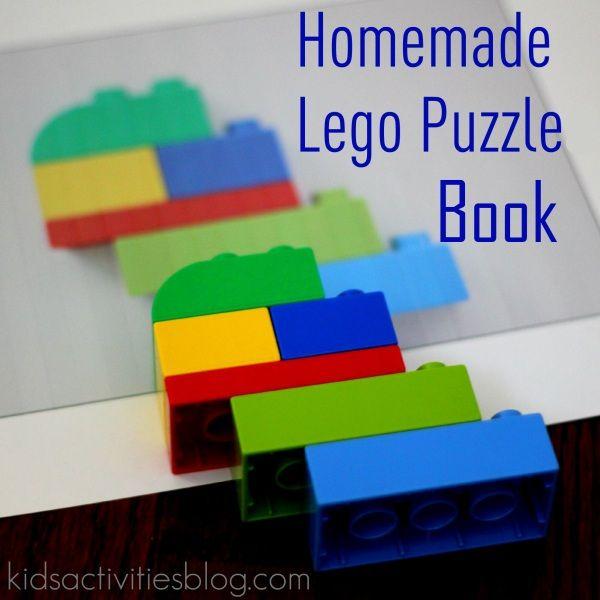 Do It Yourself Lego Instruction Book Cycwam